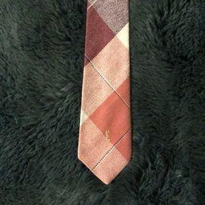 Vintage YSL necktie